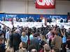 CNN Debates Spin Room