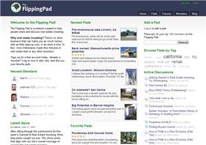 The FlippingPad