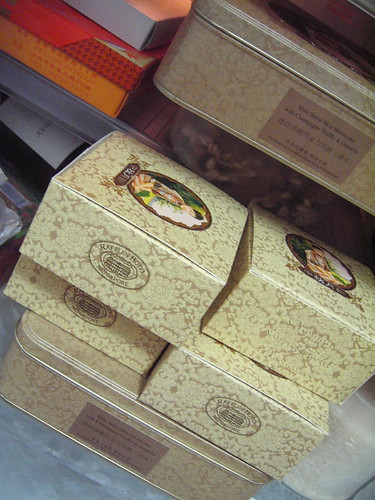 An embarrassment of mooncakes