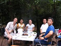 BBQ at Jian Feng Shan