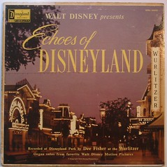 Echos of Disneyland record