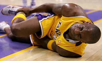 Kobe pain