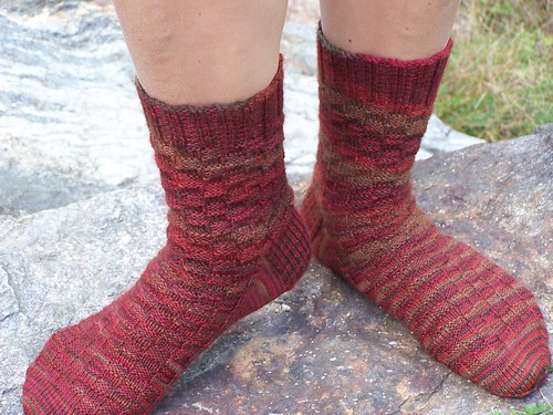 Redwood Socks