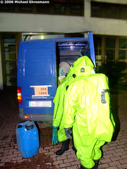 Gefahrgutübung 27.09.2006