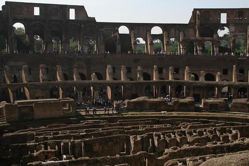 Colosseum Crowds