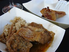 Beef Short Ribs and Celery Root Ravioli