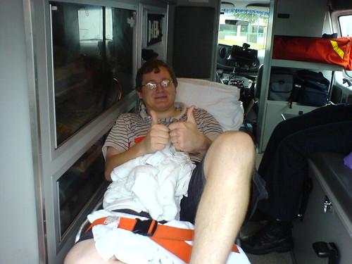 Woot ambulance