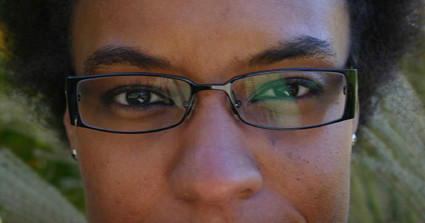 Adrienne's eyes
