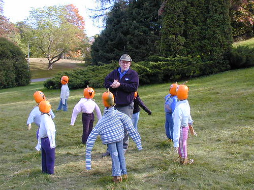 Pumpkin People ritual
