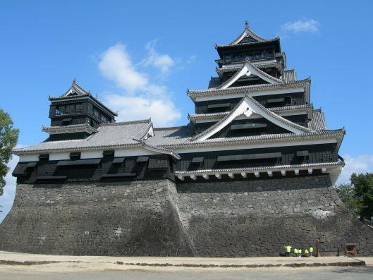 le chateau de Kumamoto