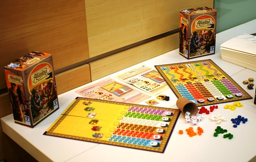 Alhambra Dice Game
