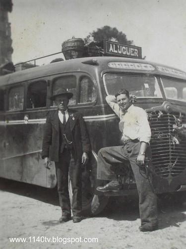 Empresa de Transportes do Zêzere, Lda - Fotógrafo desconhecido