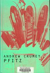 Andrew Crumey, Pfitz