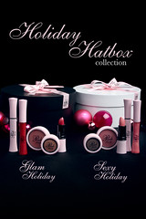 Holiday Hatbox Collection :  makeup cosmetics lipgloss lipstick