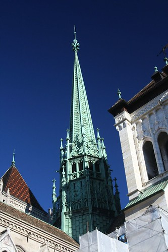 Saint Pierre, Genève