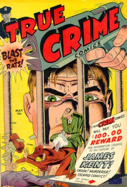 True Crime Comics 2