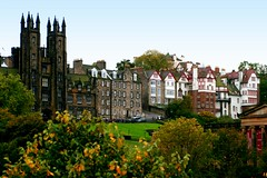 Edinburgh Panorama: Old Town