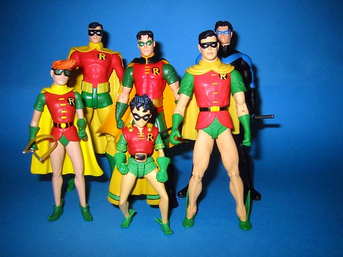 DC Direct Robins