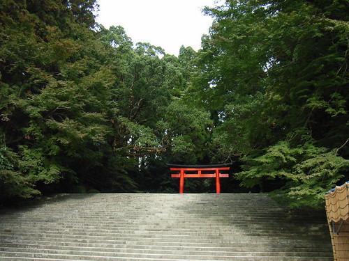 Kirishima-jingu.