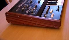 Custom Synth Wood Panels Roland Juno-60
