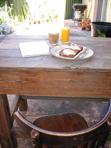 breakfast idyll 1