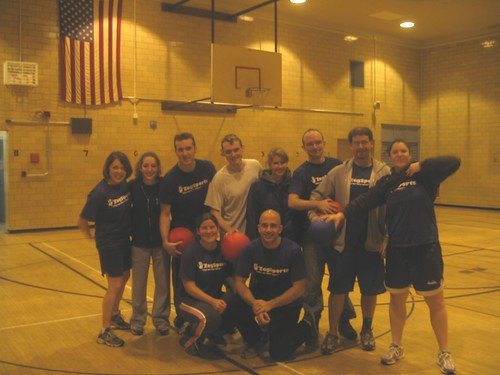 2006 ZogSports Winter League Champions: Dodge This!