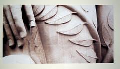 Jain statue rasterbation