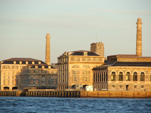 Royal William Yard Harbour – Ancient places brought back to life