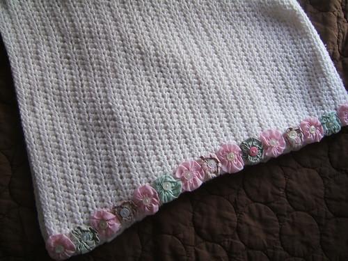 Julia's baby blanket
