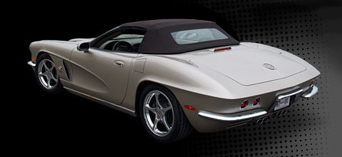 302483286 563f038780 1962 Custom Corvette Conversion