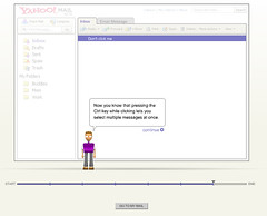 yahoo email beta training