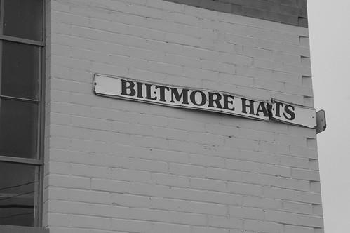 Biltmore Hats I