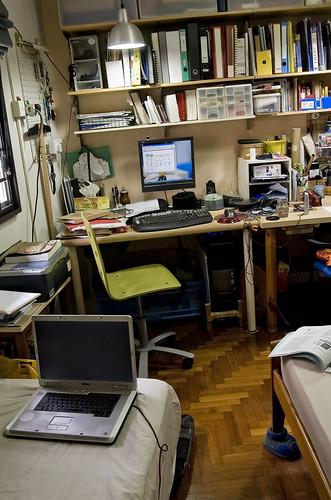home desktop