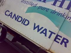 Frankly, I prefer juice