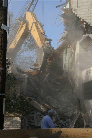 3601 Destruction of Historic Door Framework (5)