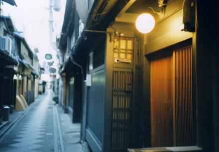 先斗町通り