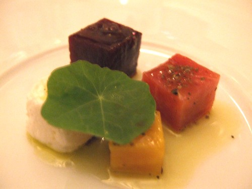 11 Madison Park (New York) - Beet Salad