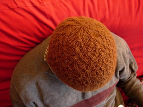 Prof M's Shedir hat
