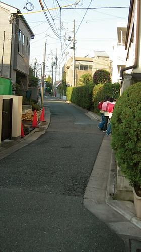 изгиб улицы