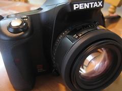 K100D+FA50mmF1.4