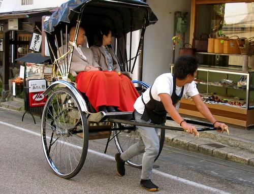 Rickshaw Runner