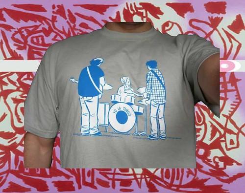 Camiseta concierto