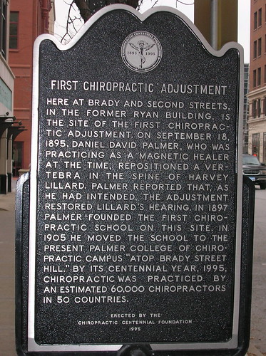 First Chiropractic Adjustment