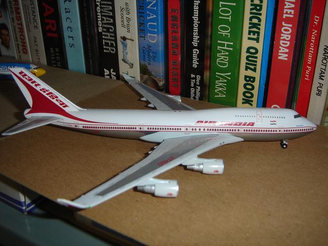 20 AirIndia 747