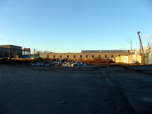 Enequist Chemical Factory no more