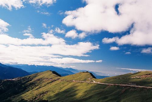 武嶺 ( Mt.Hehuan )