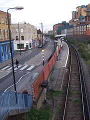 the lovely North London line