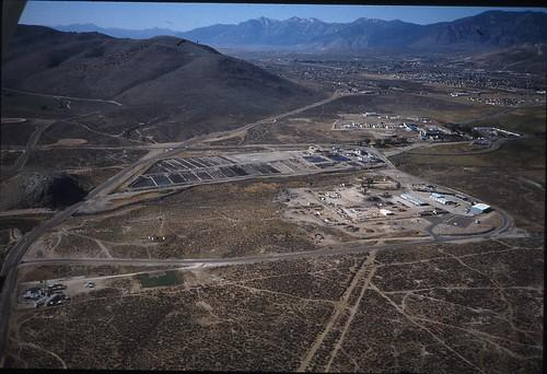 Nevada State Prison Aerial