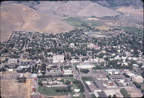 Carson City Aerial