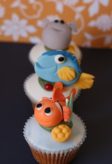 Nemo & Friends photo by kylie lambert (Le Cupcake)